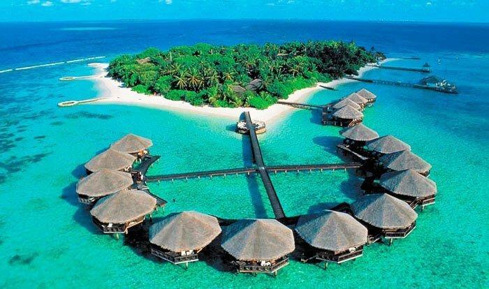 Красивейшие острова мира