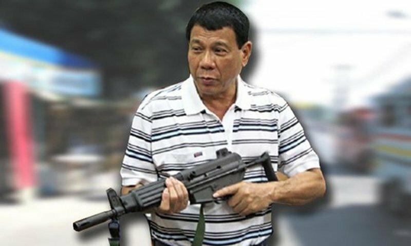 Солдатам Филиппин приказано простреливать женщинам вагины