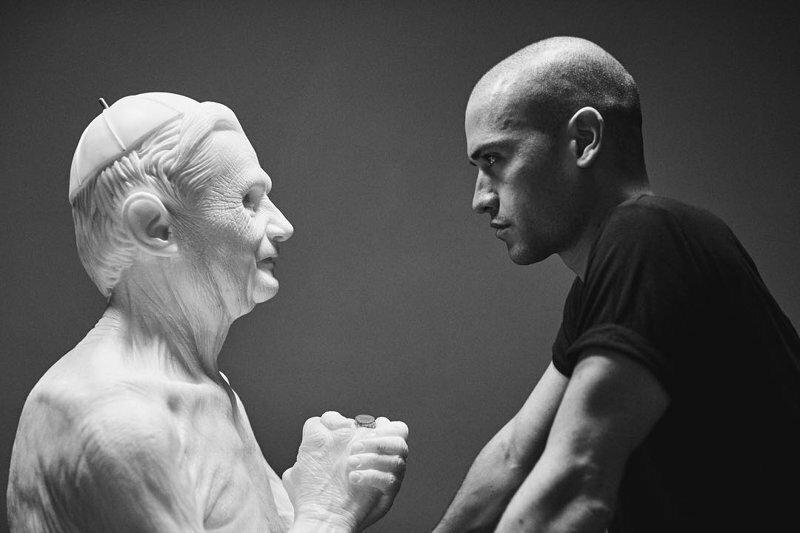 Современный Микеланджело: реалистичные работы скульптора-самоучки