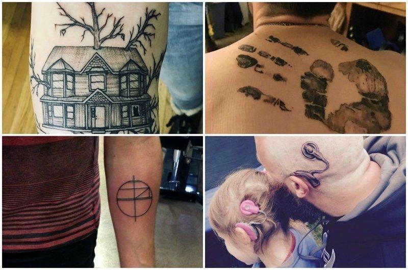 Тату со смыслом: 25 памятных татуировок, за которыми стоит целая история