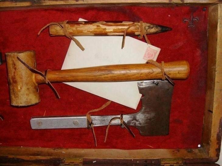 Невероятный набор охотника на вампиров 1800-х годов