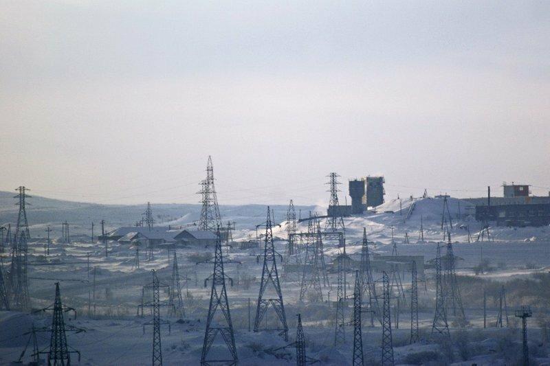 Суровая русская Лапландия: город Заполярный и его окрестности