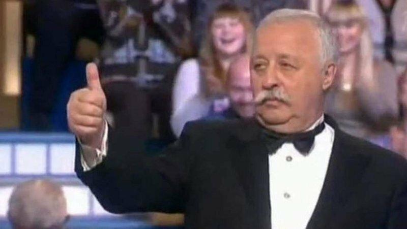 Леонид Якубович назвал «Поле чудес» бестолковой программой, а участие в ней — диагнозом