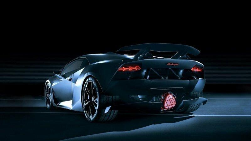 Cамые экстремальные Lamborghini в истории