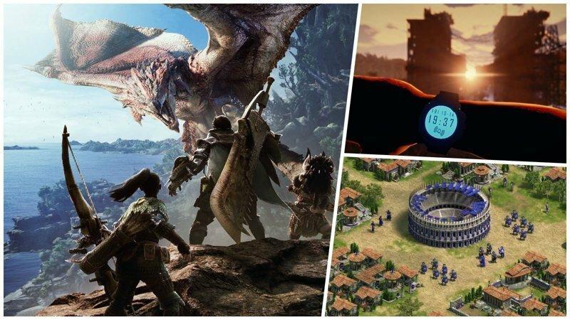 Во что залипнуть на выходных: 10 игровых новинок, которые вышли в 2018 году