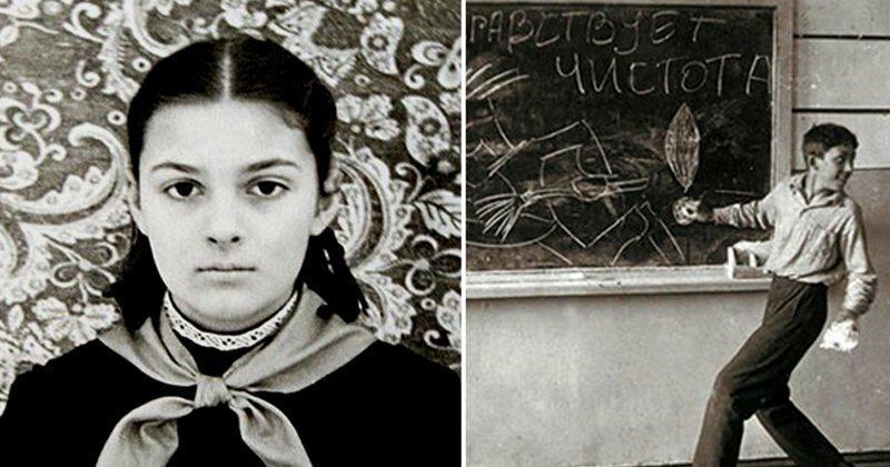 15 фото советских актеров в школьные годы