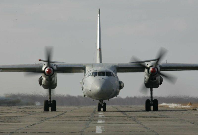 В Сирии разбился самолет российских ВВС