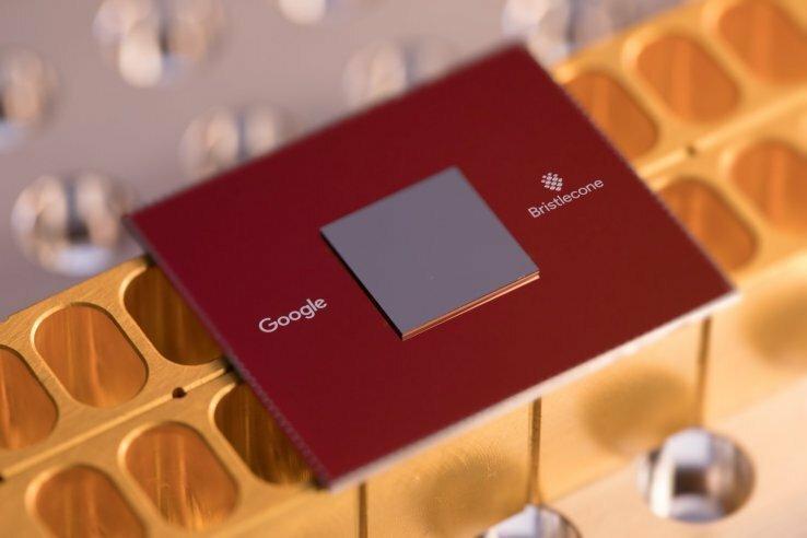Google представила новый квантовый процессор Bristlecone
