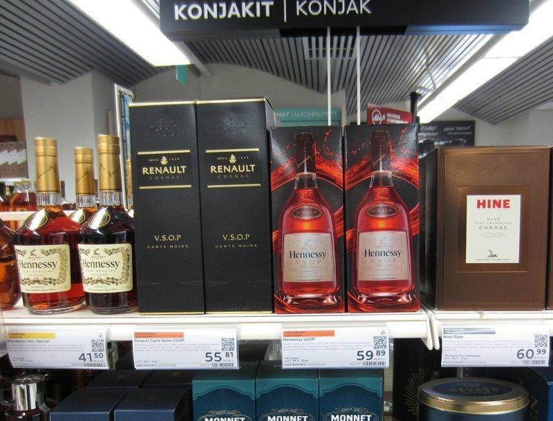 Сколько стоит выпить и закусить в Финляндии