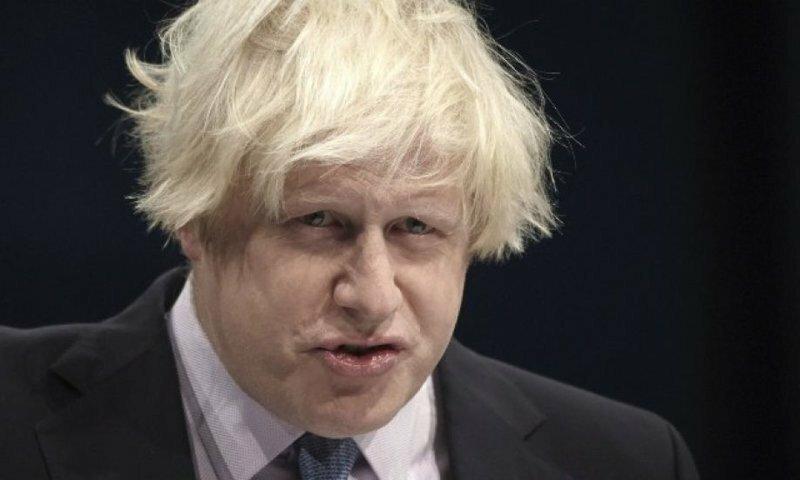 Русские поддерживают инициативу министра Британии Джонсона