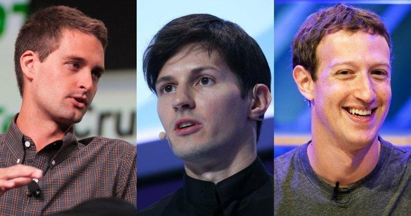 10 самых молодых миллиардеров по версии Forbes