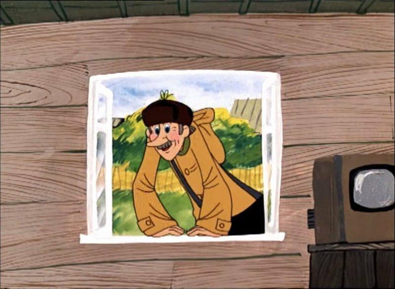 А знаете ли вы, кем в молодости был почтальон Печкин из Простоквашино