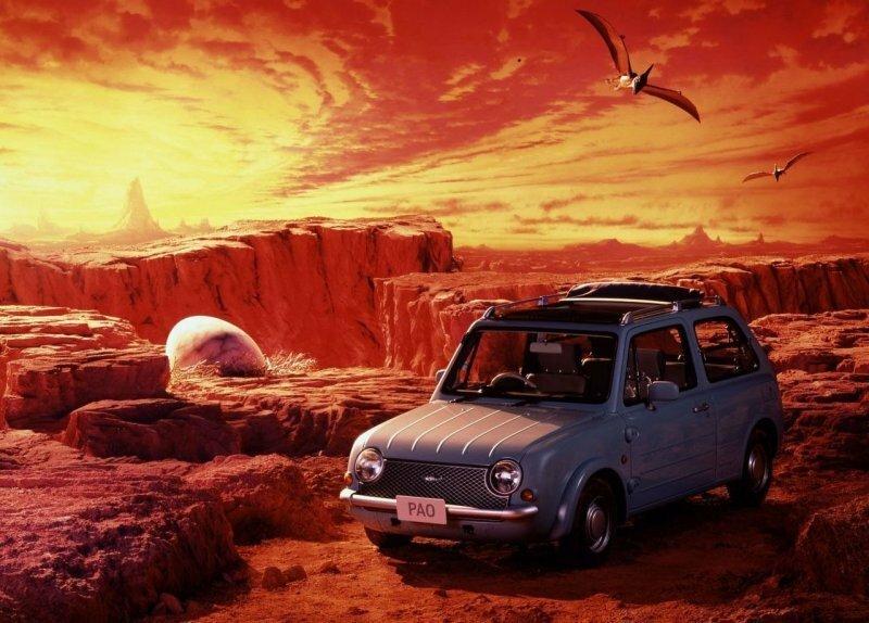 Модели Nissan, о которых вы даже не догадывались