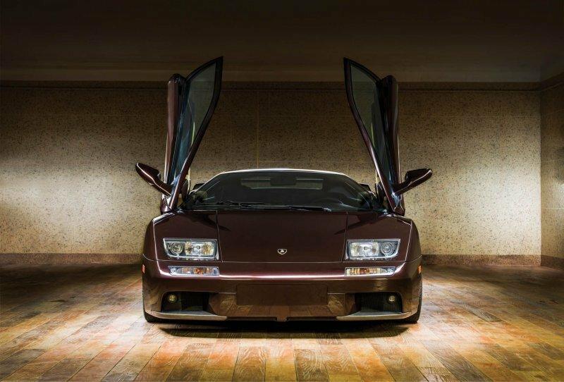 Lamborghini Diablo VT 6.0 SE - редкий суперкар без пробега