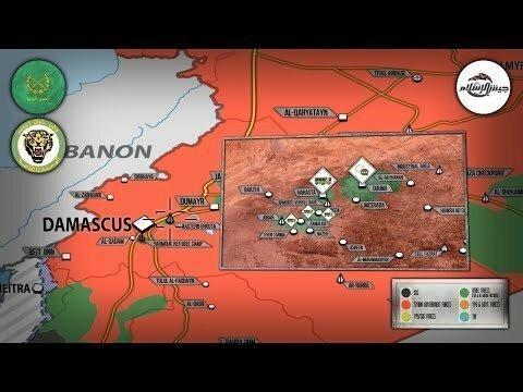 Военная обстановка в Сирии. Восточную Гуту покинут 7 тысяч боевиков и мирных жителей