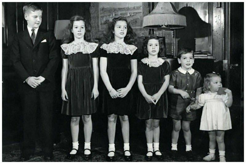 Три секрета воспитания детей в семье Рокфеллеров