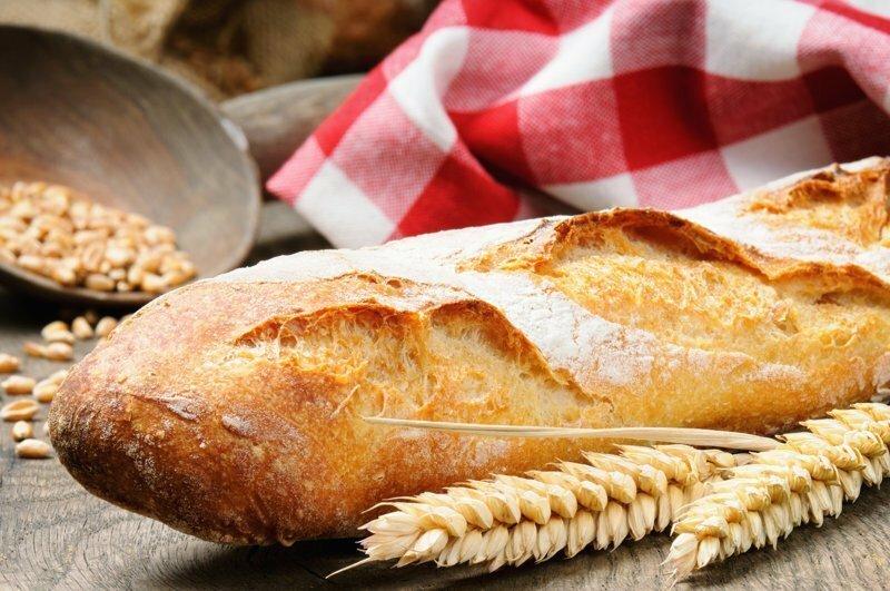 Так хлеб вы ещё не готовили