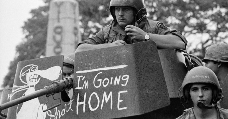 29 марта 1973 - Вьетнамнаш у янки не получилось. Исход
