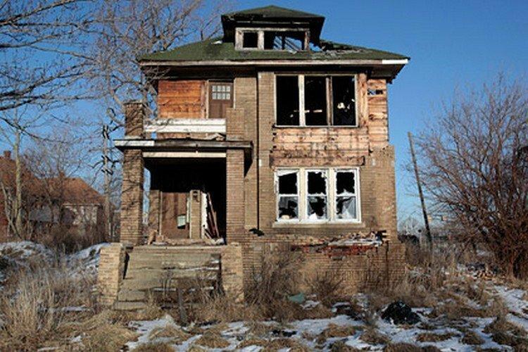 Дом за один доллар