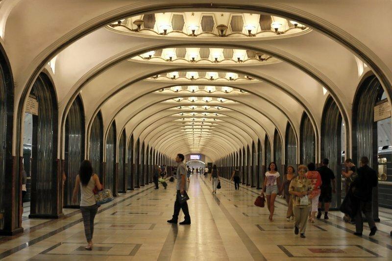 Самая краткая история архитектуры московского метро