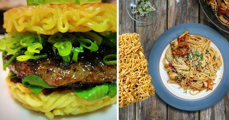 5 на удивление вкусных блюд из Доширака