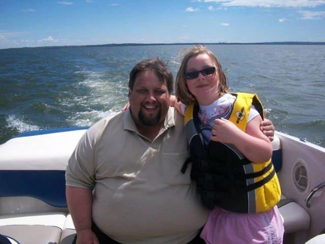 Канадец похудел на 148 кг из-за чувства стыда!