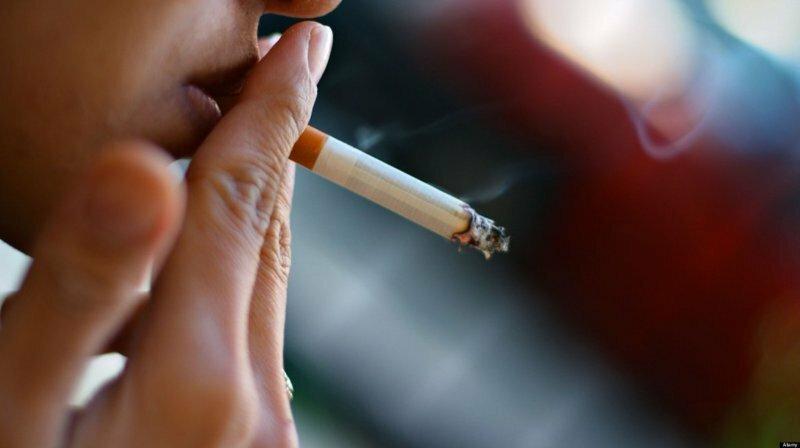 Бесят курящие!