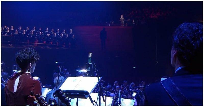 Саундтрек вестерна «Хороший, плохой, злой» в исполнении Датского национального симфонического оркестра