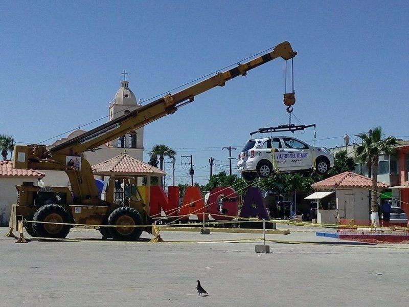 В Мексике победитель лотереи выиграл машину, но сможет получить её только через 50 лет