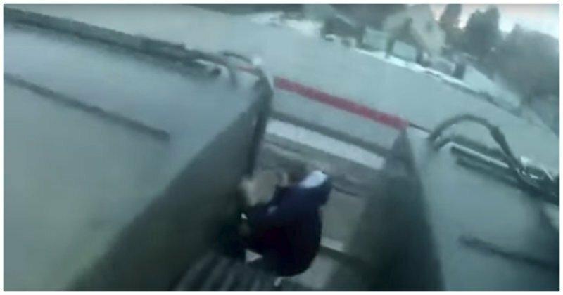 Зацепер заснял гибель своего 13-летнего приятеля