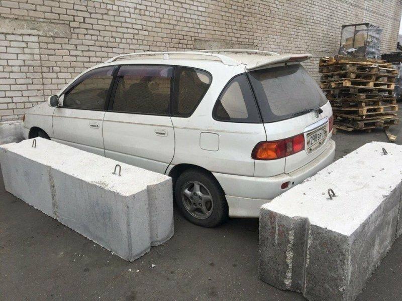 """""""Бан"""" для автомобиля или оригинальная противоугонная система"""