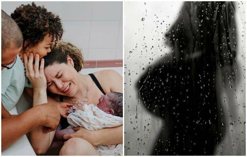 20 сильных фотографий родов, которые никого не оставят равнодушным