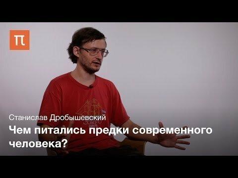 Пища древних людей - Станислав Дробышевский