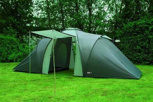 Выбор кемпинговой палатки