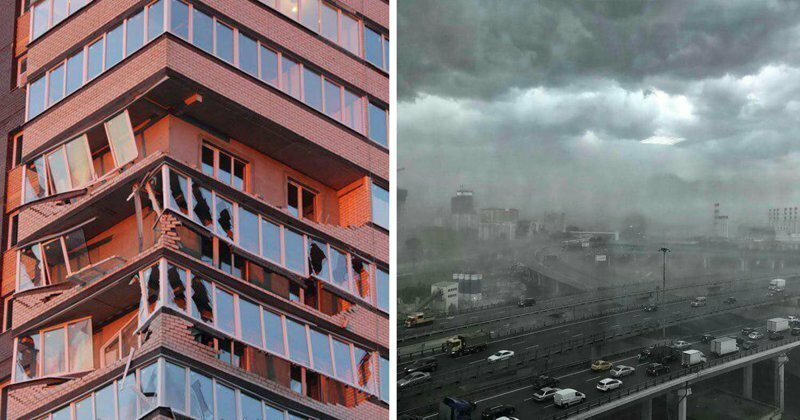 Разрушенная Москва. Как столица пережила апрельский апокалипсис