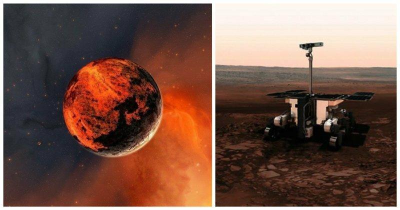 Россия готовит миссию на Марс
