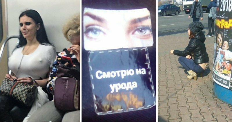 Неизлечимые модники улиц российских городов