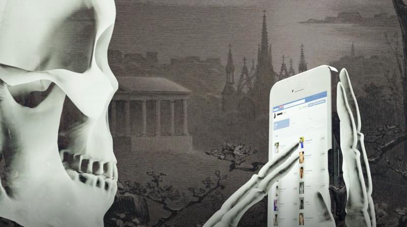 Что происходит с личными страницами в соцсетях, когда пользователи умирают?