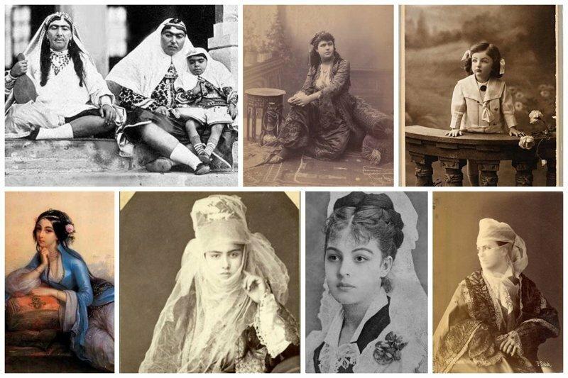 Разоблачаем! Так ли выглядели женщины в  гаремах?