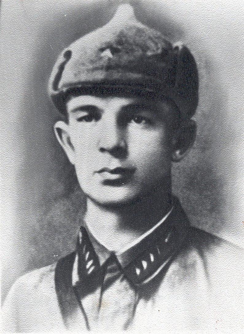 Герои Советского Союза. Фёдор Николаевич Самохвалов