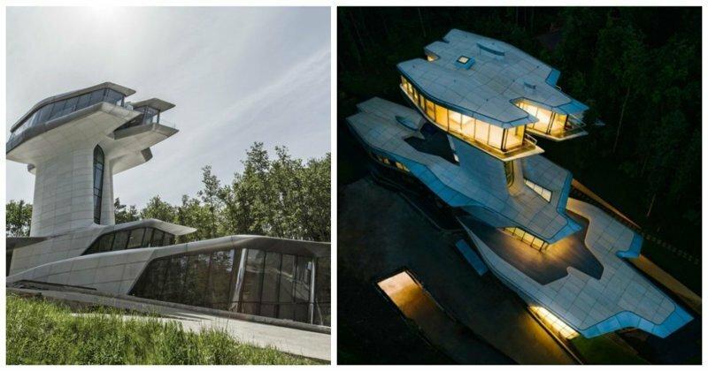 Владислав Доронин показал новый дом стоимостью 140 миллионов долларов