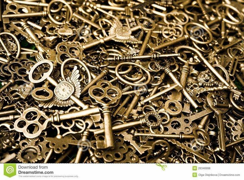 Что такое «ключи шифрования»