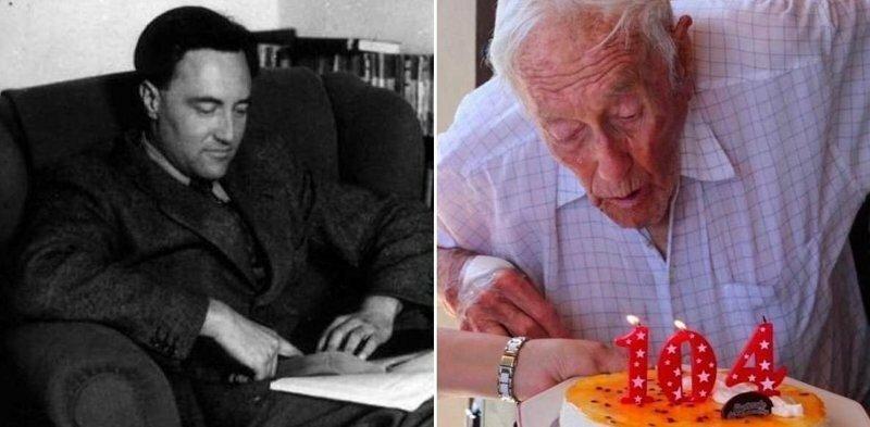 104-летний профессор улетел в швейцарскую клинику самоубийств