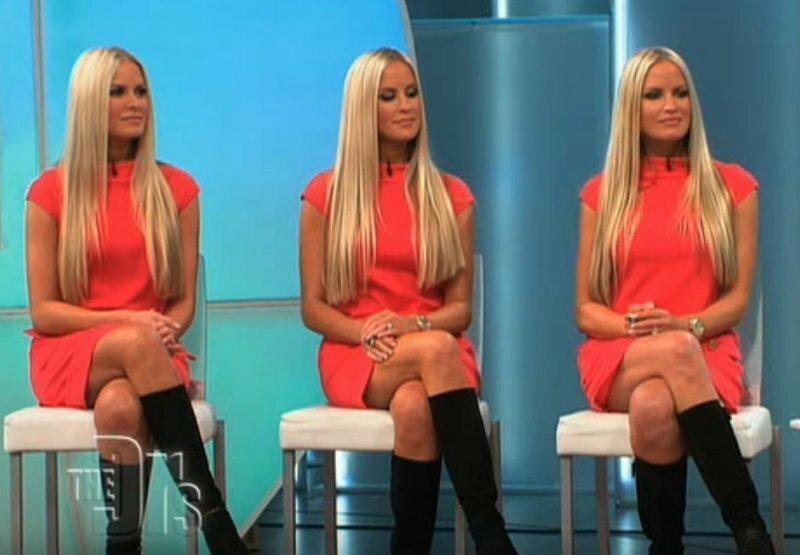Загадки природы: три идентичные близняшки прошли тест на ДНК, и оказалось, что у них разные корни