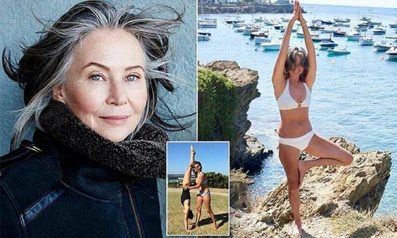 59-летняя модель раскрывает секрет своей молодости
