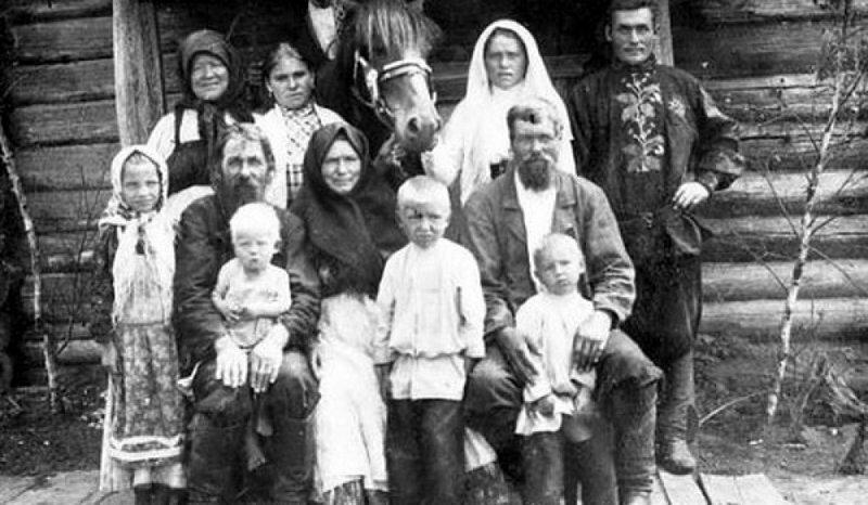 Забытые народы Сибири. Кержаки