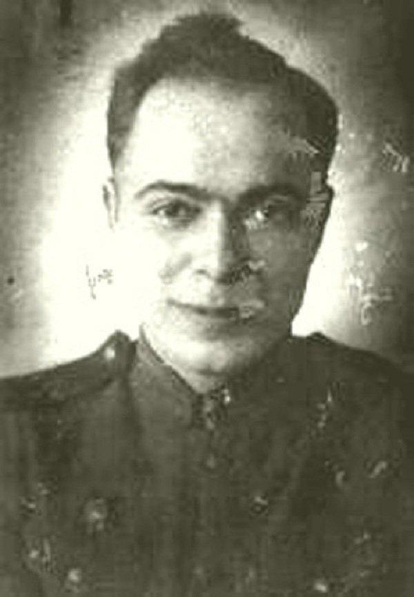 Герои Советского Союза. Василий Павлович Юбкин