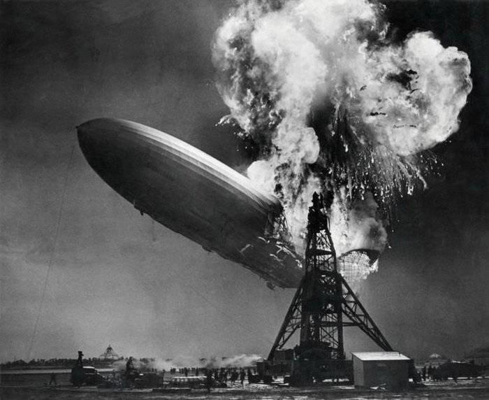 """Гинденбург"" - нацистский Титаник"