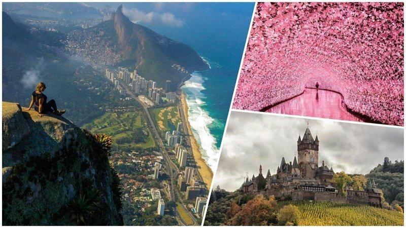 25 красивейших мест планеты, которые обязательно нужно посетить