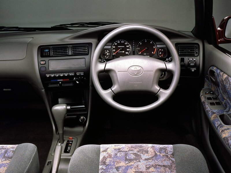 В России самым популярным праворульным автомобилем оказалась Toyota
